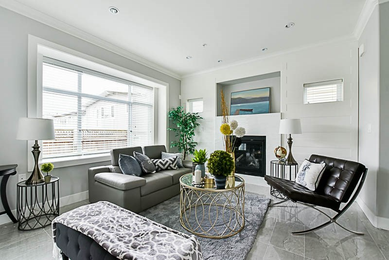 Townhouse at 4351 FLEMING STREET, Vancouver East, British Columbia. Image 3