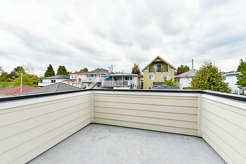 Townhouse at 4351 FLEMING STREET, Vancouver East, British Columbia. Image 20