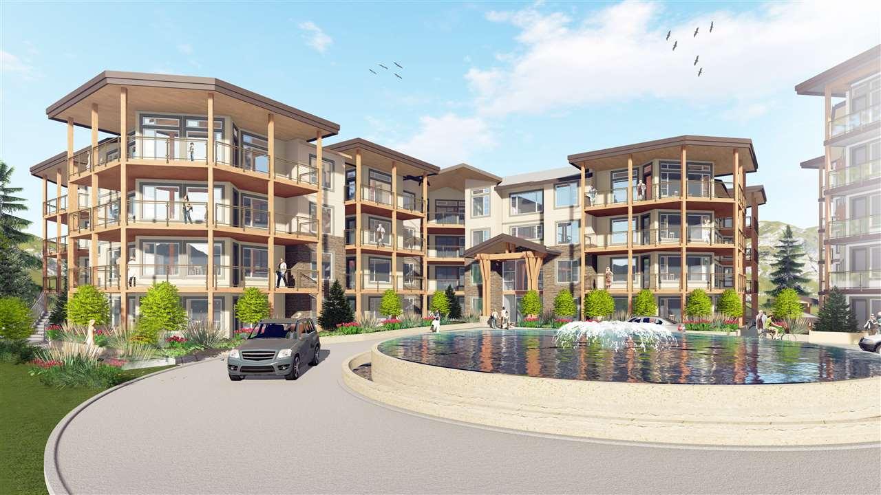 Condo Apartment at 408 45750-3 KEITH WILSON ROAD, Unit 408, Sardis, British Columbia. Image 1