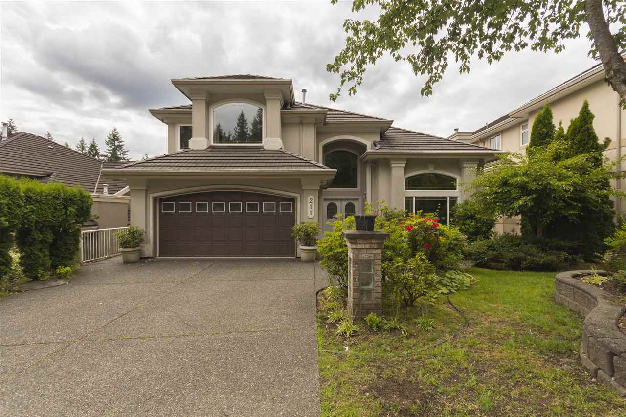 Detached at 211 PARKSIDE DRIVE, Port Moody, British Columbia. Image 1