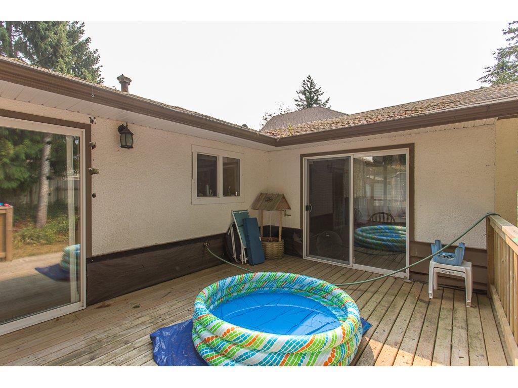 Detached at 3143 LEFEUVRE ROAD, Abbotsford, British Columbia. Image 16