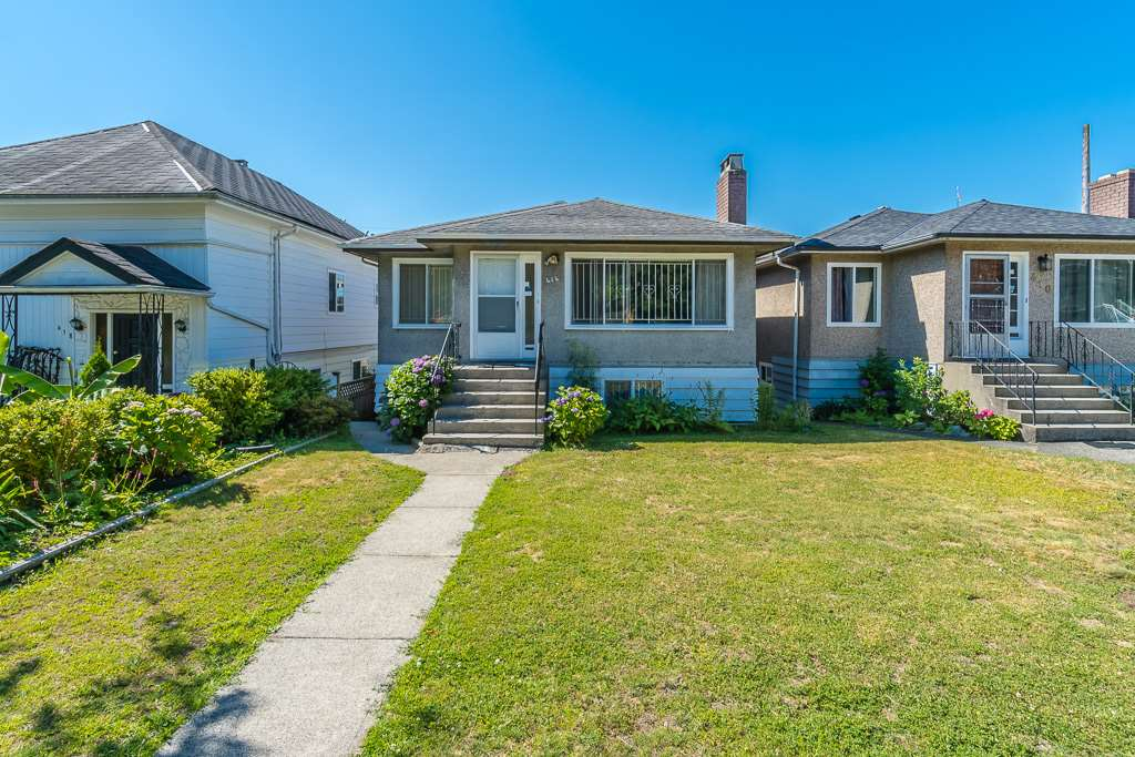 Detached at 414 E 60TH AVENUE, Vancouver East, British Columbia. Image 1