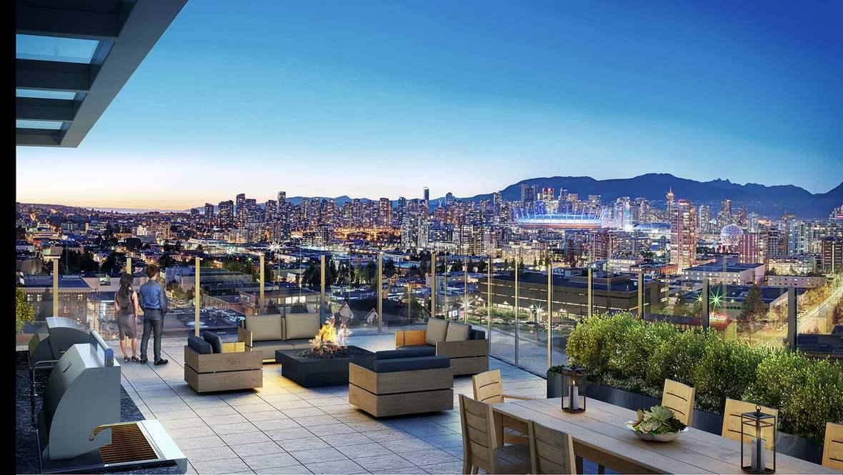 Condo Apartment at 305 209 E 7TH AVENUE, Unit 305, Vancouver East, British Columbia. Image 3
