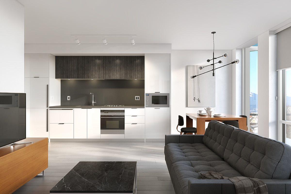 Condo Apartment at 305 209 E 7TH AVENUE, Unit 305, Vancouver East, British Columbia. Image 6