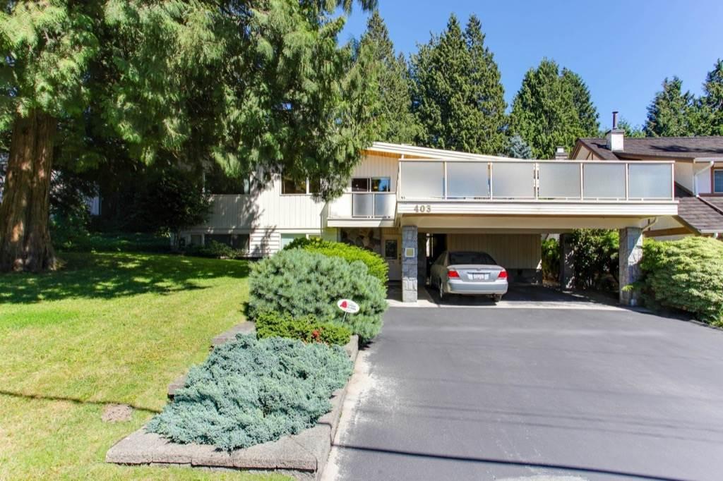 Detached at 403 ASHLEY STREET, Coquitlam, British Columbia. Image 1