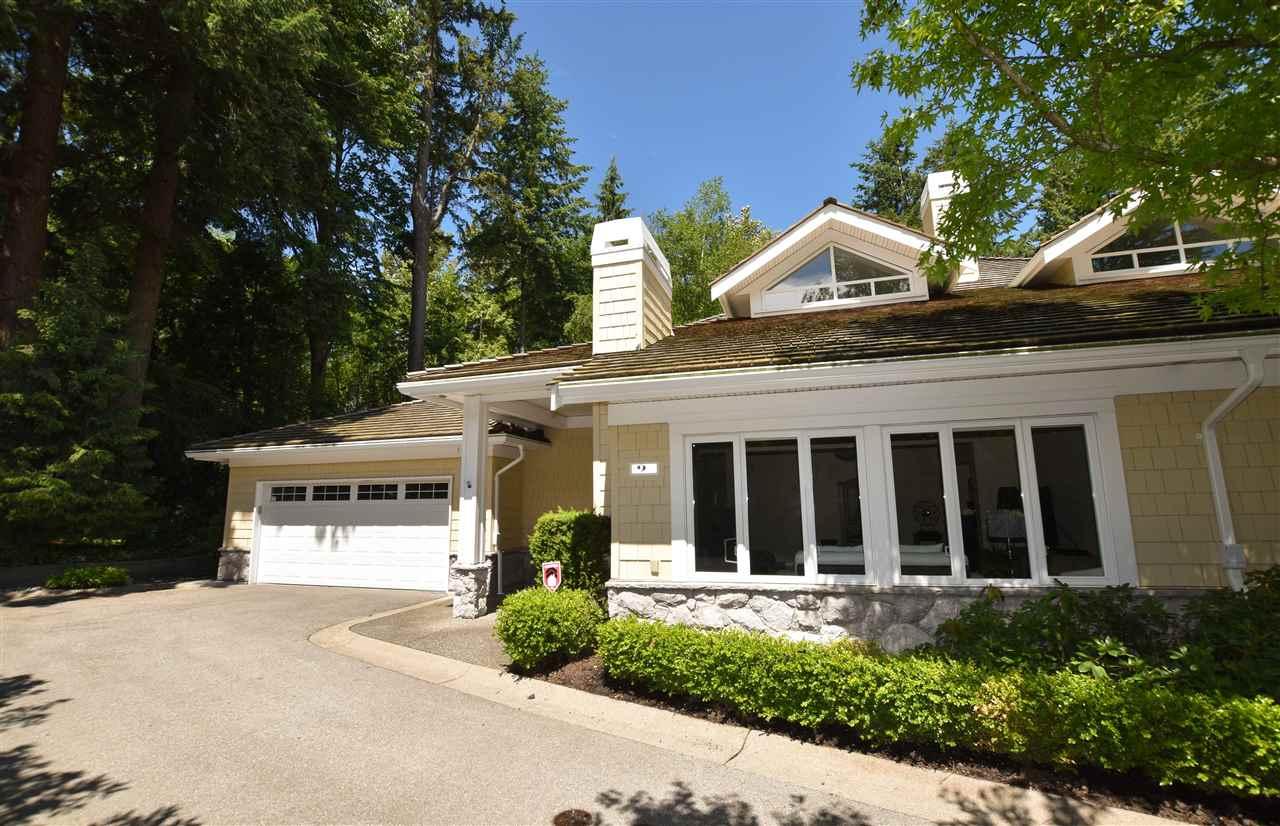 Townhouse at 9 3225 MORGAN CREEK WAY, Unit 9, South Surrey White Rock, British Columbia. Image 1