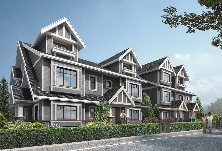 Townhouse at 11 9780 GENERAL CURRIE ROAD, Unit 11, Richmond, British Columbia. Image 1