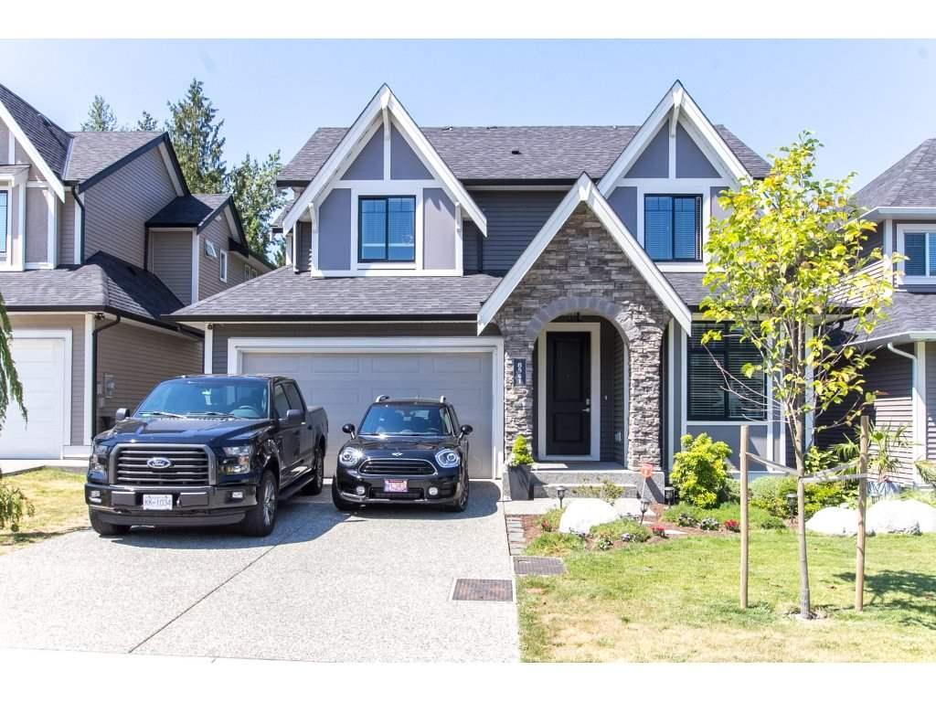 Detached at 8541 205B STREET, Langley, British Columbia. Image 1
