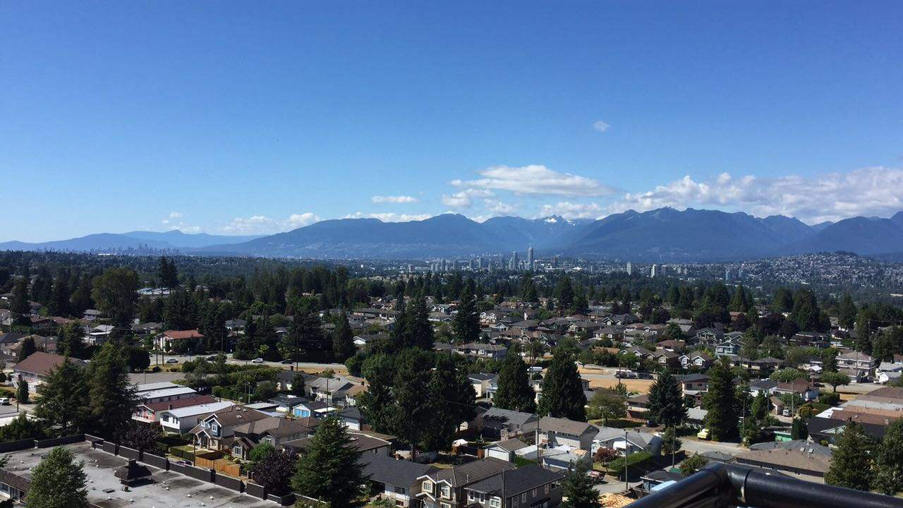 Condo Apartment at 1802 7108 COLLIER STREET, Unit 1802, Burnaby South, British Columbia. Image 1