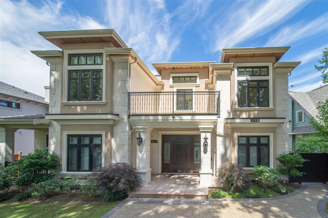 Detached at 4131 CROWN CRESCENT, Vancouver West, British Columbia. Image 2