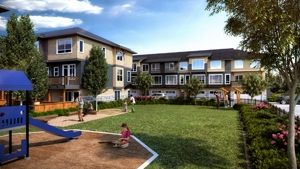 Townhouse at 1 4991 NO 5 ROAD, Unit 1, Richmond, British Columbia. Image 1