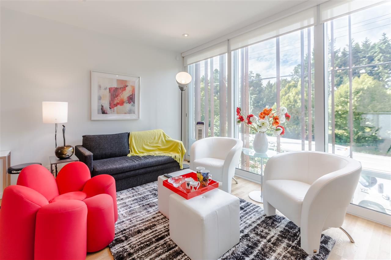 Townhouse at 770 W 6TH AVENUE, Vancouver West, British Columbia. Image 1