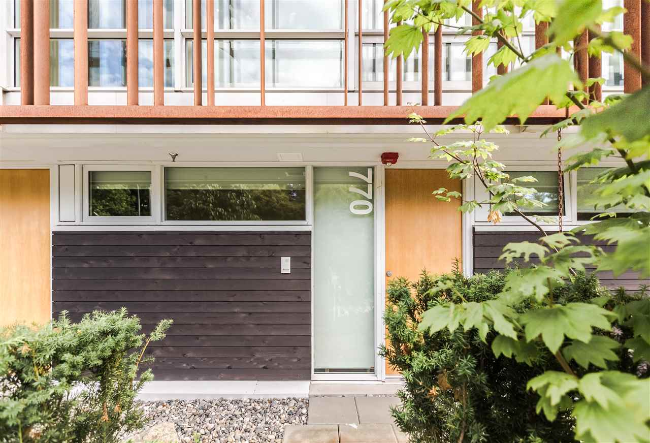 Townhouse at 770 W 6TH AVENUE, Vancouver West, British Columbia. Image 12