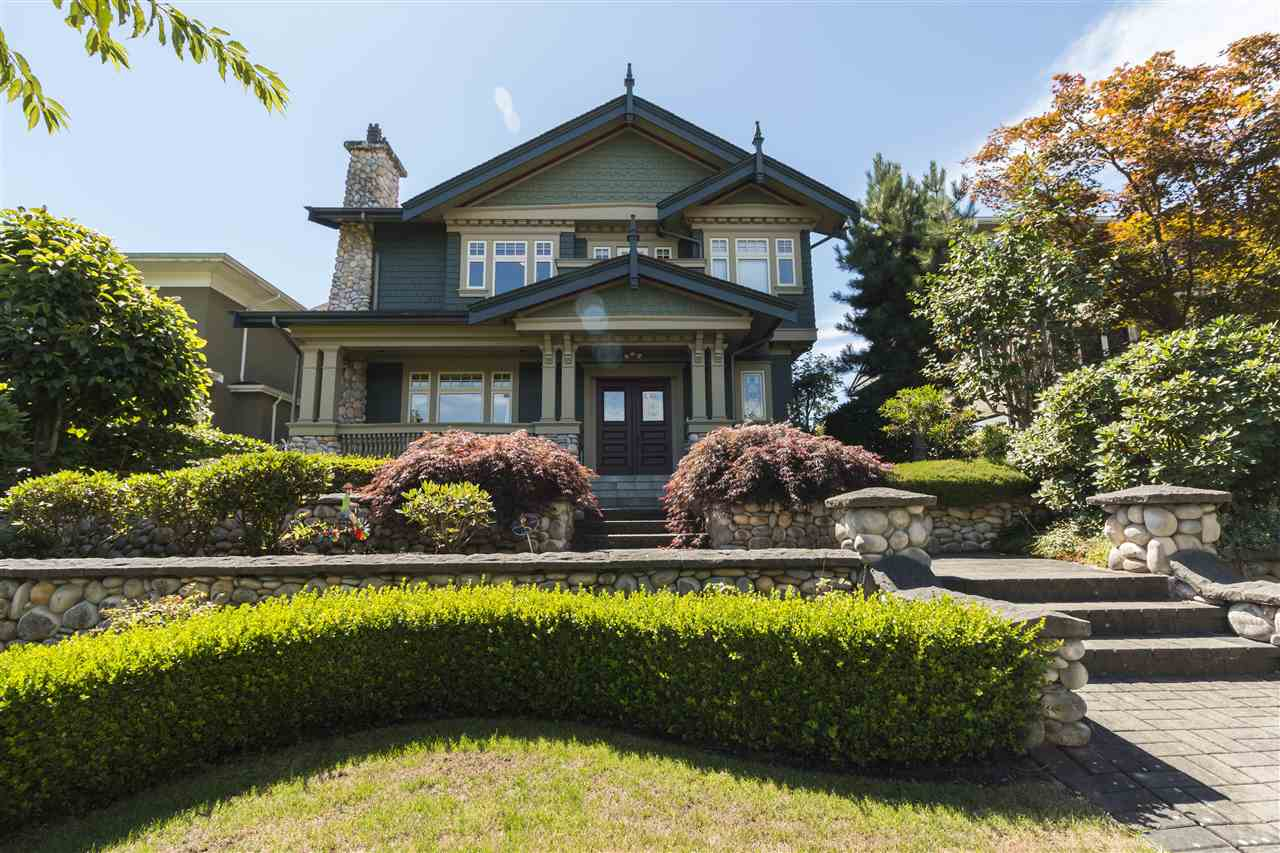 Detached at 4018 W 27TH AVENUE, Vancouver West, British Columbia. Image 1