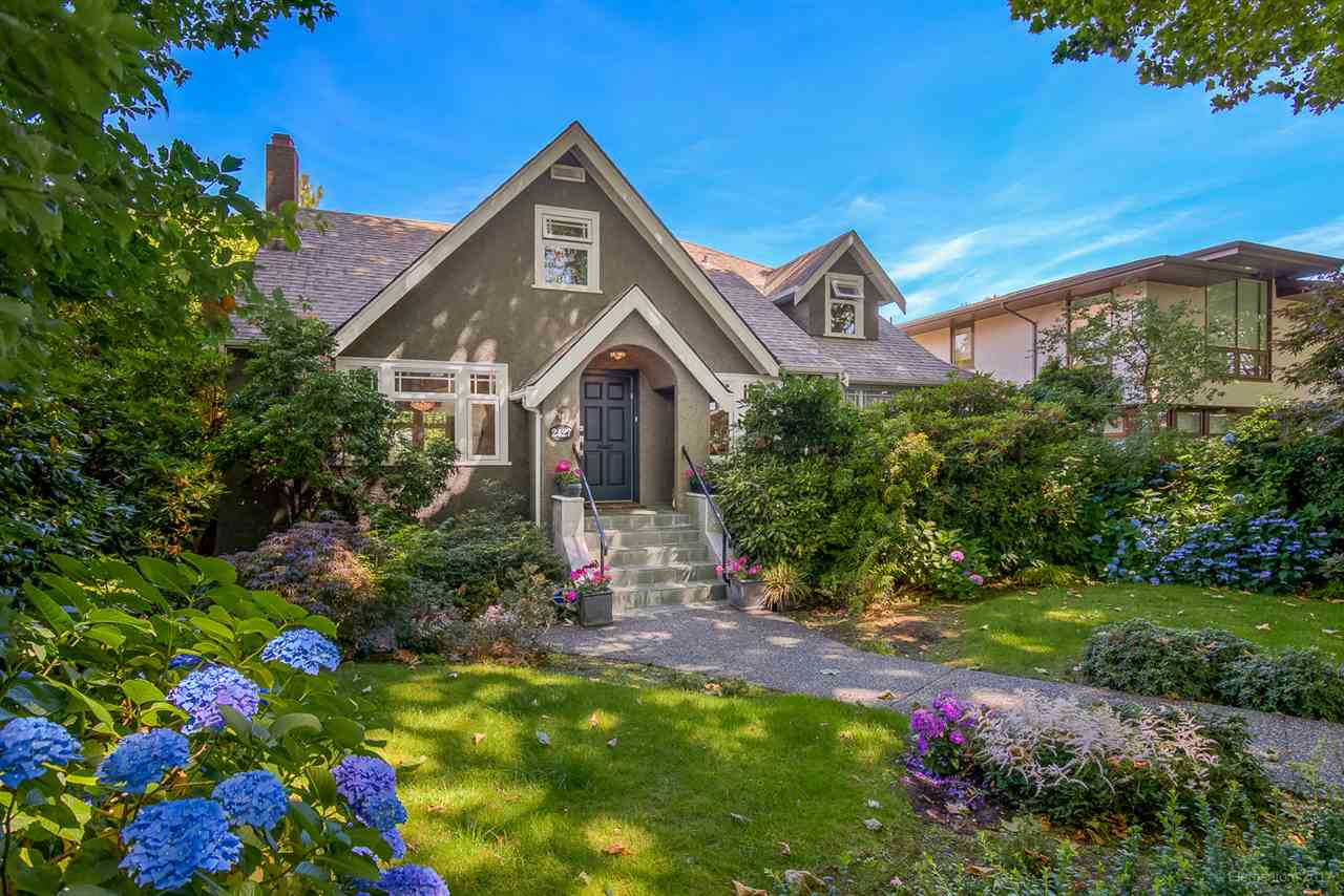 Detached at 2427 W 36TH AVENUE, Vancouver West, British Columbia. Image 1