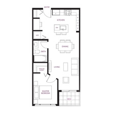 Condo Apartment at 411 13963 105A AVENUE, Unit 411, North Surrey, British Columbia. Image 5