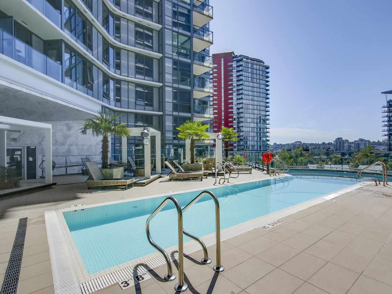 Condo Apartment at 303 68 SMITHE STREET, Unit 303, Vancouver West, British Columbia. Image 14