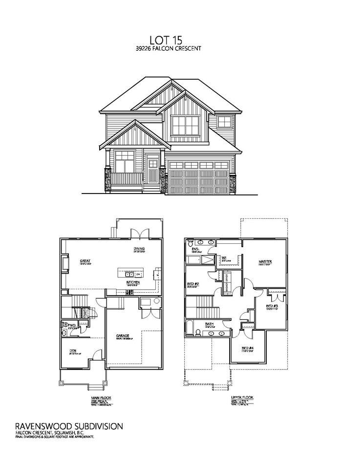 Detached at 39226 FALCON CRESCENT, Squamish, British Columbia. Image 2