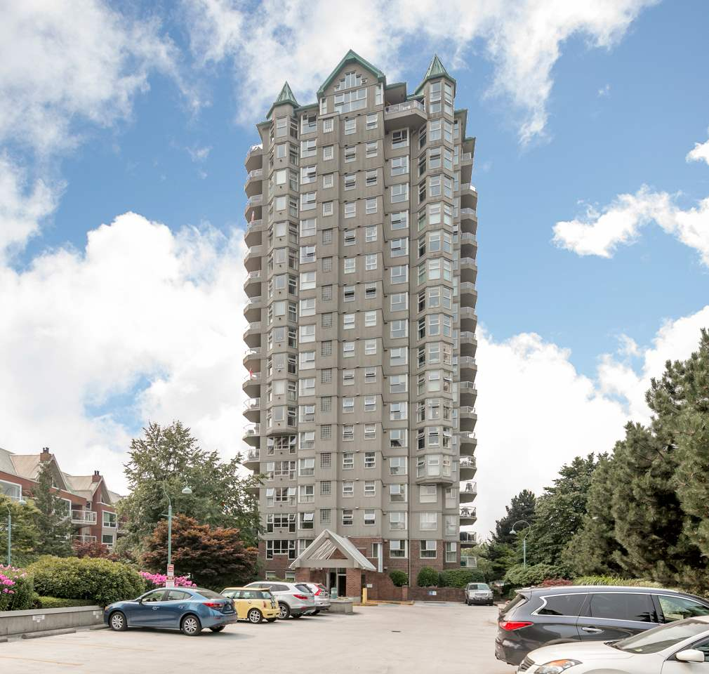Condo Apartment at 706 1250 QUAYSIDE DRIVE, Unit 706, New Westminster, British Columbia. Image 18