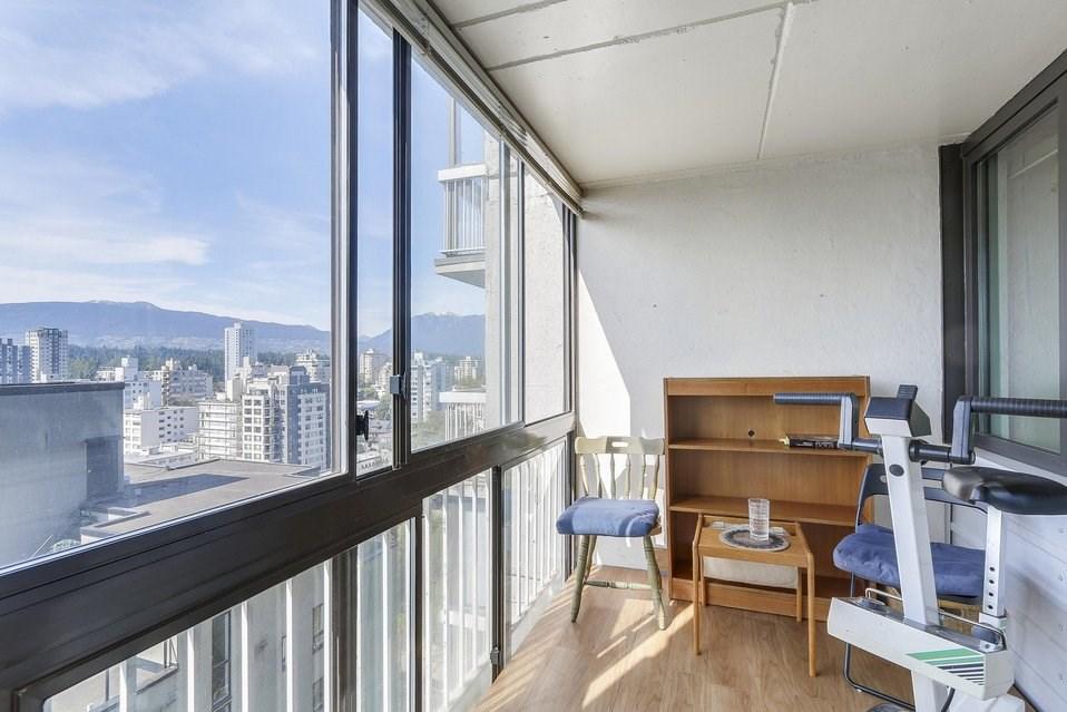 Condo Apartment at 1501 1740 COMOX STREET, Unit 1501, Vancouver West, British Columbia. Image 5