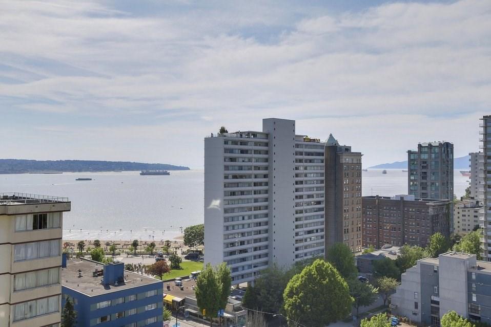Condo Apartment at 1501 1740 COMOX STREET, Unit 1501, Vancouver West, British Columbia. Image 7