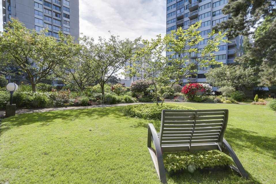 Condo Apartment at 1501 1740 COMOX STREET, Unit 1501, Vancouver West, British Columbia. Image 15
