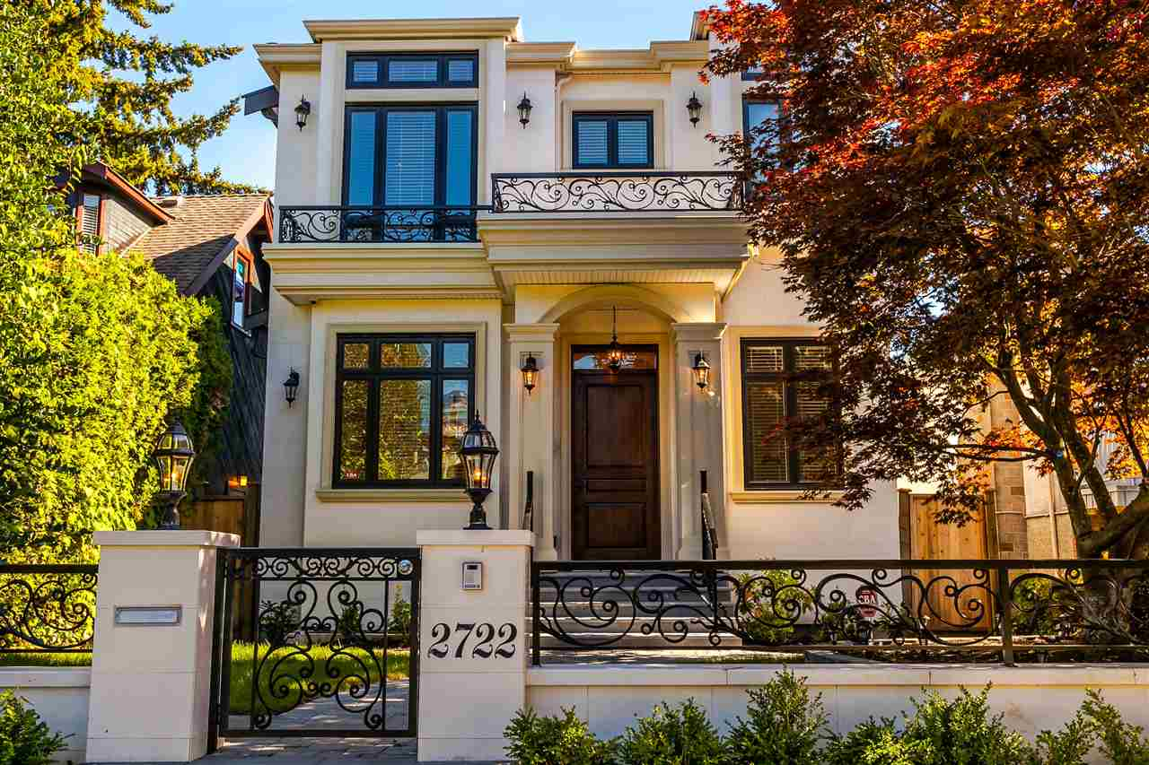 Detached at 2722 W 32ND AVENUE, Vancouver West, British Columbia. Image 1