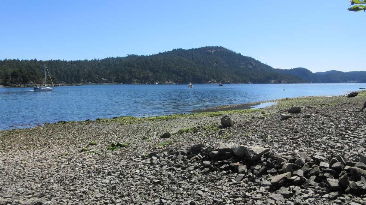 Vacant Land at 5820 WALLACE ROAD, Islands-Van. & Gulf, British Columbia. Image 4