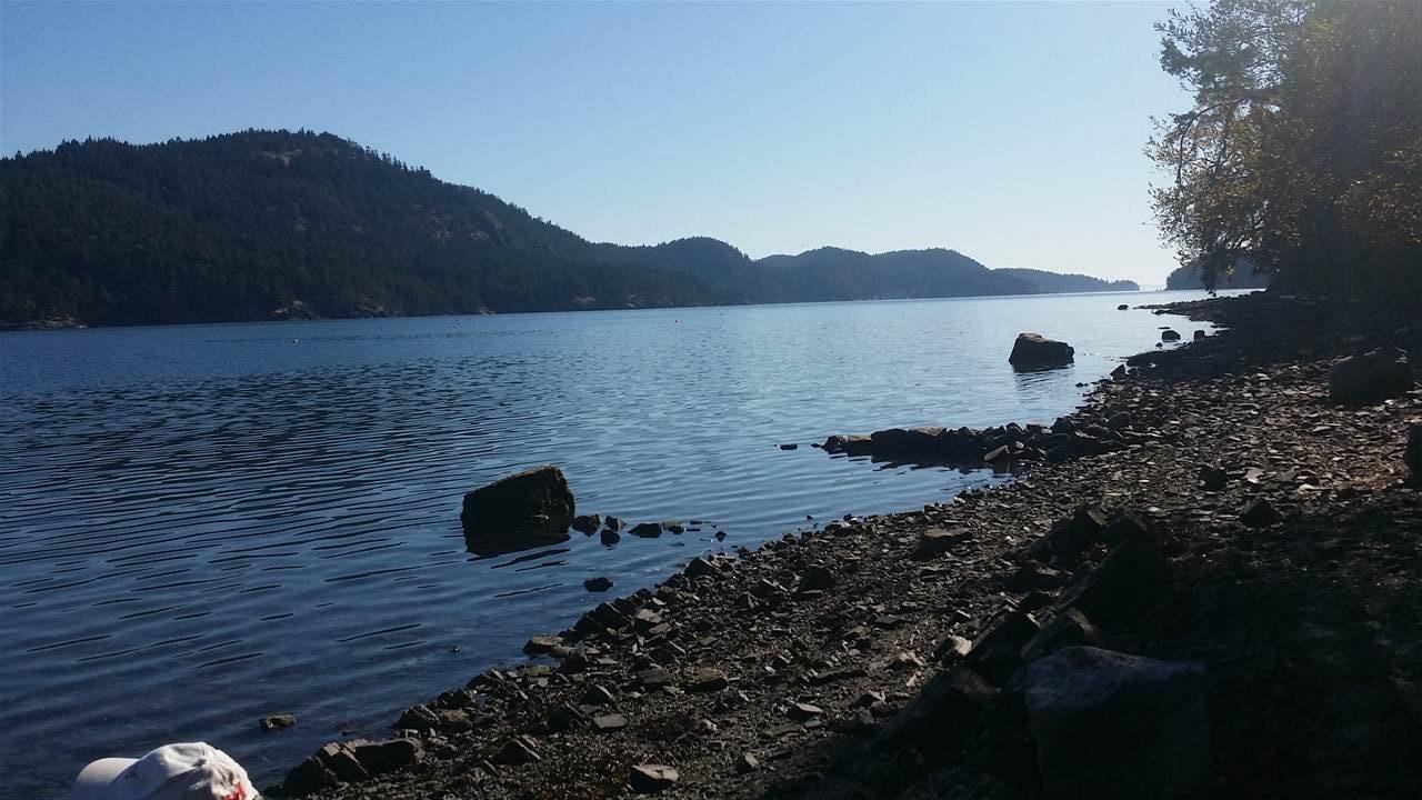 Vacant Land at 5820 WALLACE ROAD, Islands-Van. & Gulf, British Columbia. Image 8