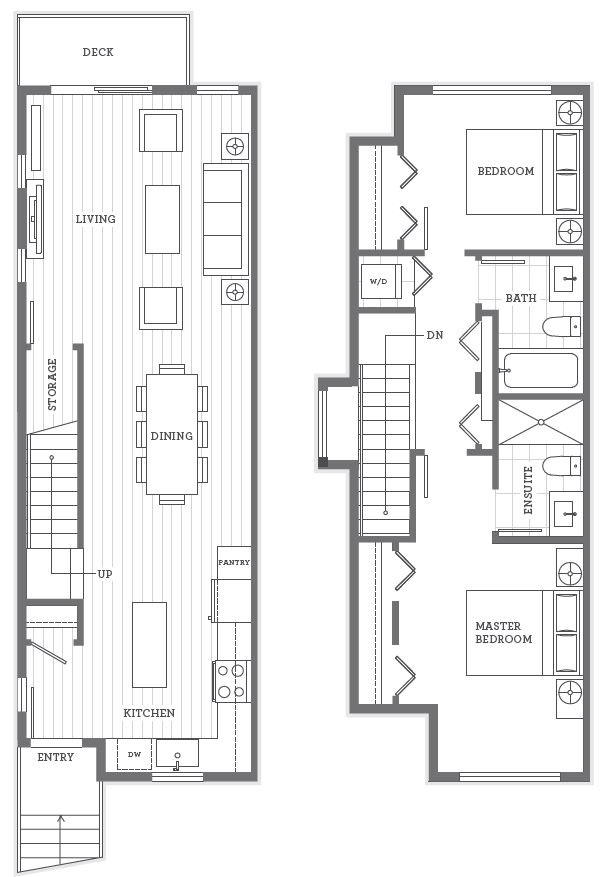 Townhouse at 25 433 SEYMOUR RIVER PLACE, Unit 25, North Vancouver, British Columbia. Image 20