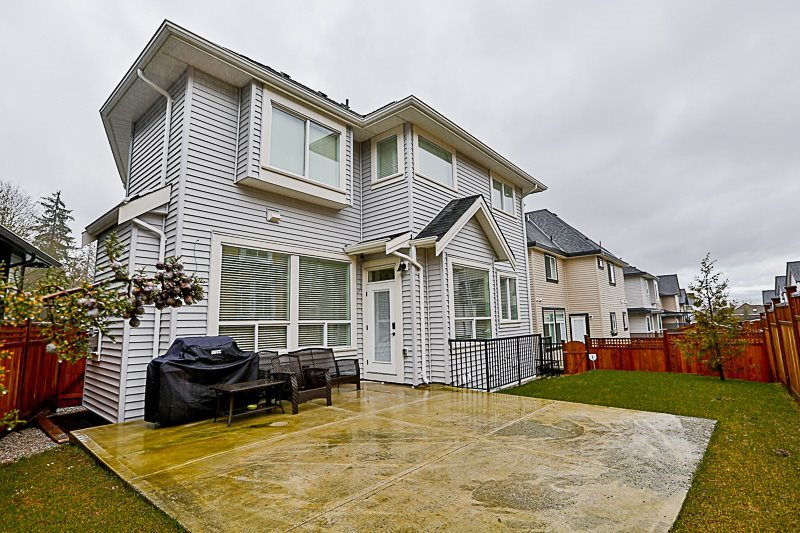 Detached at 18055 66A AVENUE, Cloverdale, British Columbia. Image 20