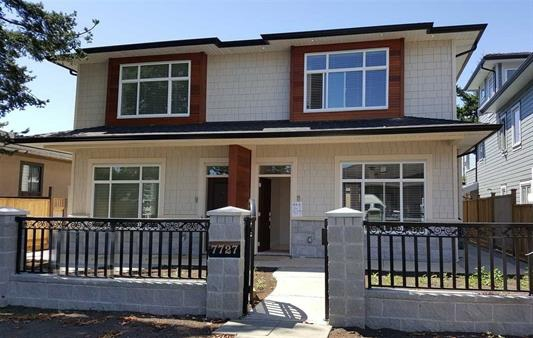 Half-duplex at 7729 CURRAGH AVENUE, Burnaby South, British Columbia. Image 1