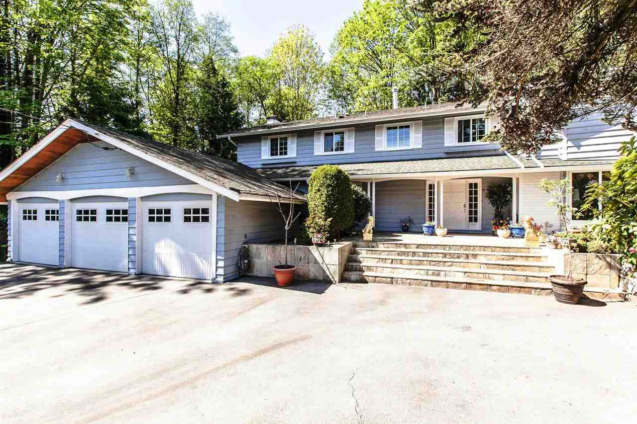 Detached at 767 WESTCOT ROAD, West Vancouver, British Columbia. Image 1