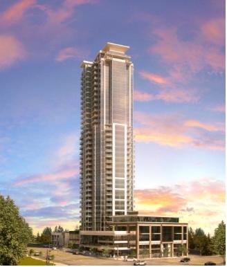 Condo Apartment at 3704 3080 LINCOLN AVENUE, Unit 3704, Coquitlam, British Columbia. Image 2