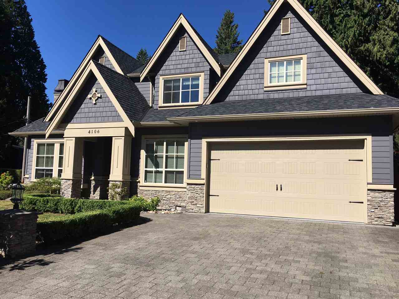 Detached at 4106 GRACE CRESCENT, North Vancouver, British Columbia. Image 2