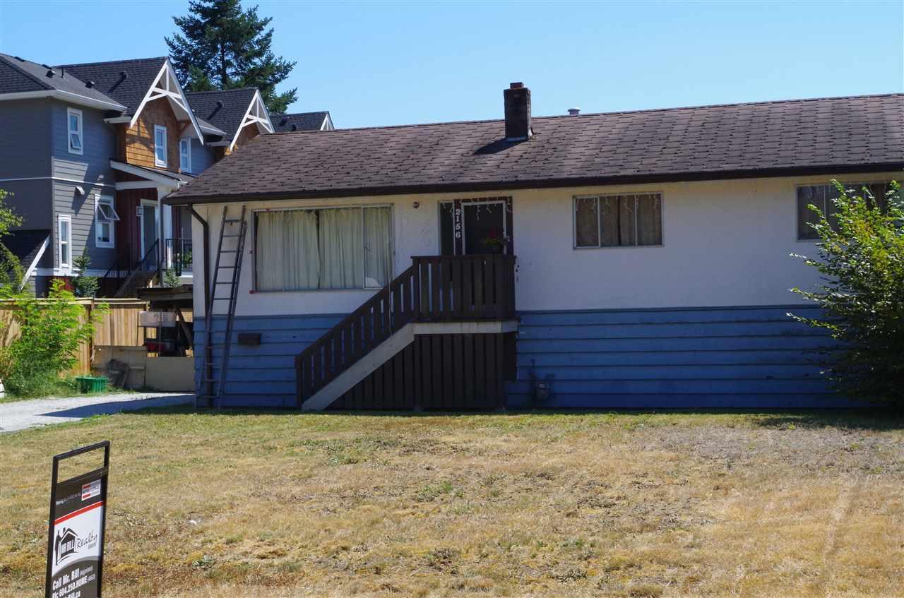 Vacant Land at 2156 SALISBURY AVENUE, Port Coquitlam, British Columbia. Image 2