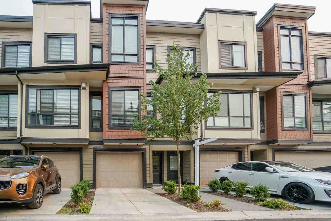 Townhouse at 8 111 WOOD STREET, Unit 8, New Westminster, British Columbia. Image 6