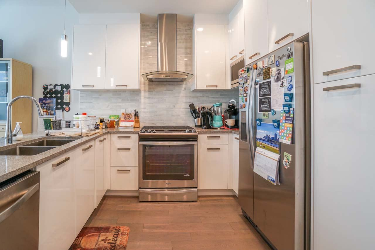 Townhouse at 8 111 WOOD STREET, Unit 8, New Westminster, British Columbia. Image 13
