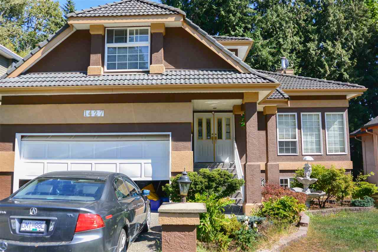 Detached at 1427 PURCELL DRIVE, Coquitlam, British Columbia. Image 13