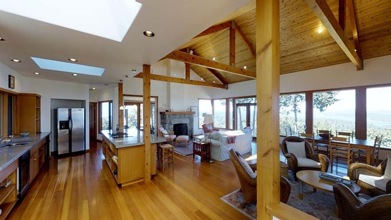 Detached at 285 NORTH VIEW PLACE, Islands-Van. & Gulf, British Columbia. Image 8
