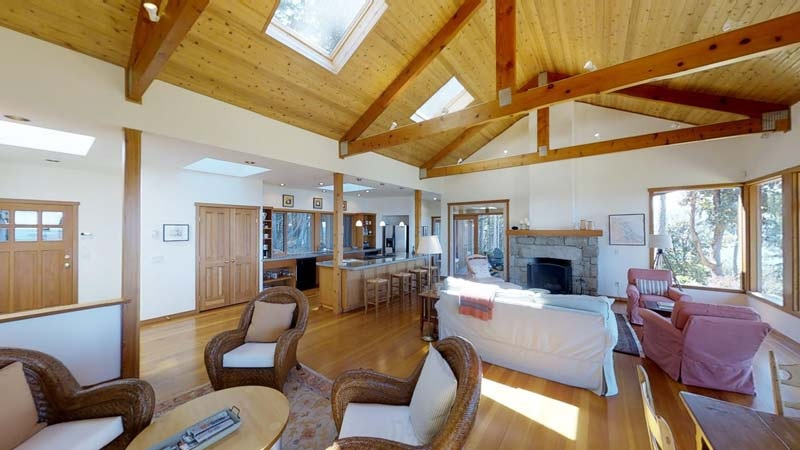 Detached at 285 NORTH VIEW PLACE, Islands-Van. & Gulf, British Columbia. Image 11
