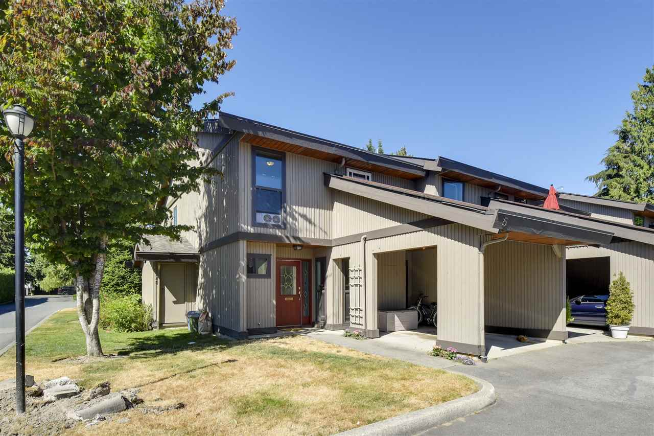 Townhouse at 5 5600 LADNER TRUNK ROAD, Unit 5, Ladner, British Columbia. Image 1