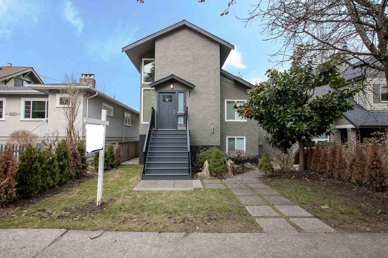 Detached at 4453 W 13TH AVENUE, Vancouver West, British Columbia. Image 1