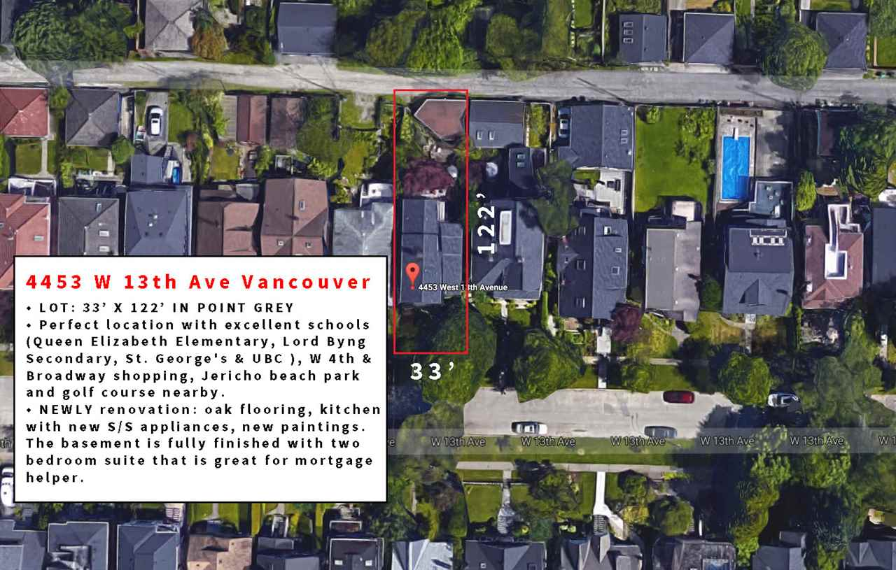Detached at 4453 W 13TH AVENUE, Vancouver West, British Columbia. Image 19