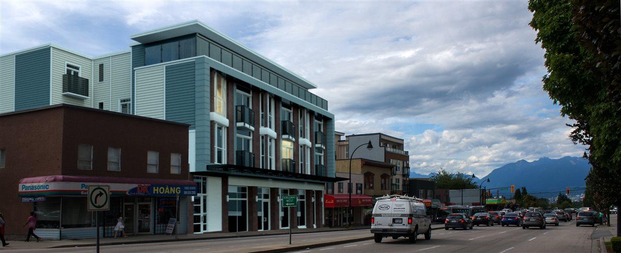 Condo Apartment at 306 3939 KNIGHT STREET, Unit 306, Vancouver East, British Columbia. Image 3