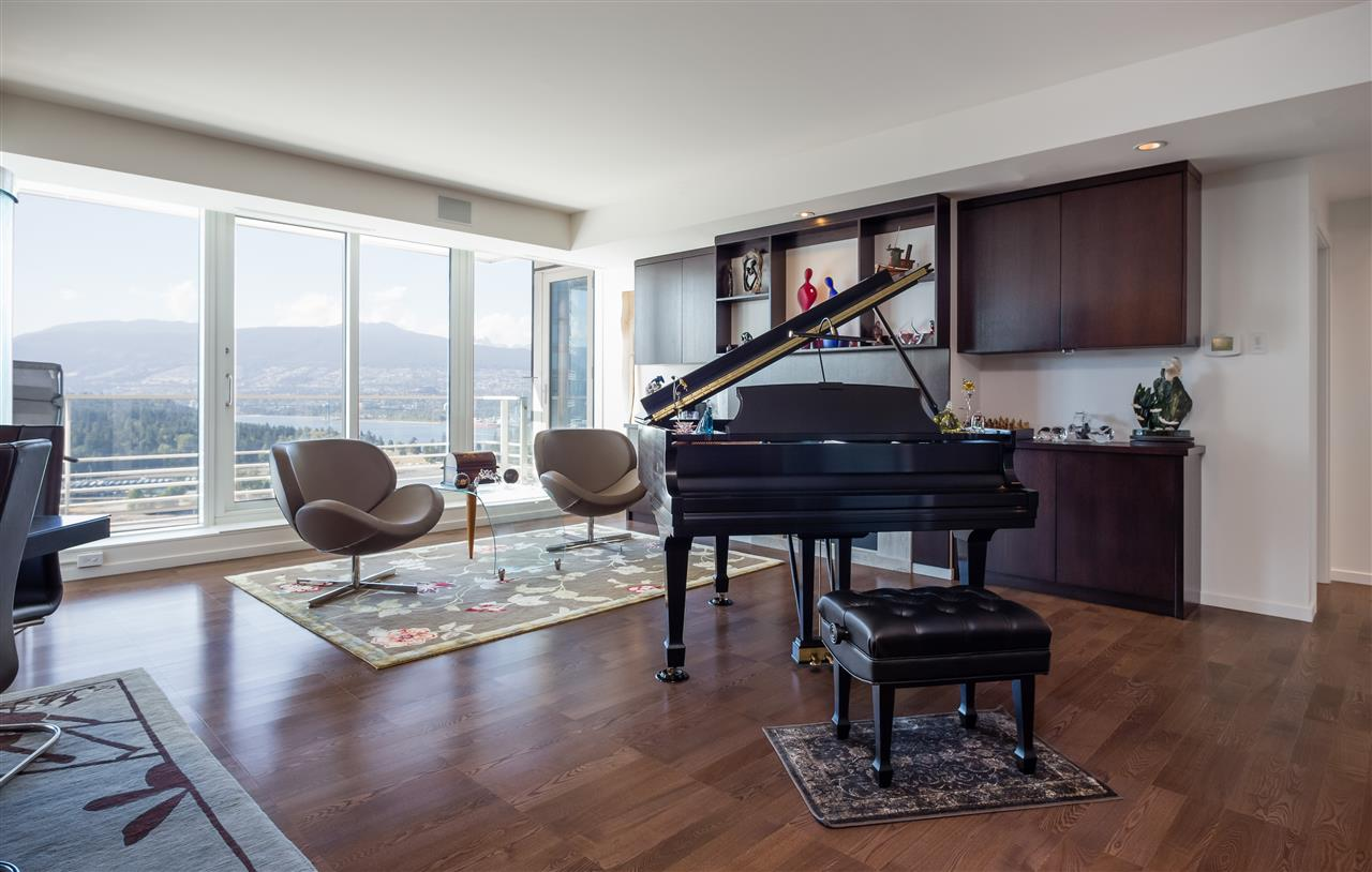 Condo Apartment at 3406 1011 W CORDOVA STREET, Unit 3406, Vancouver West, British Columbia. Image 3