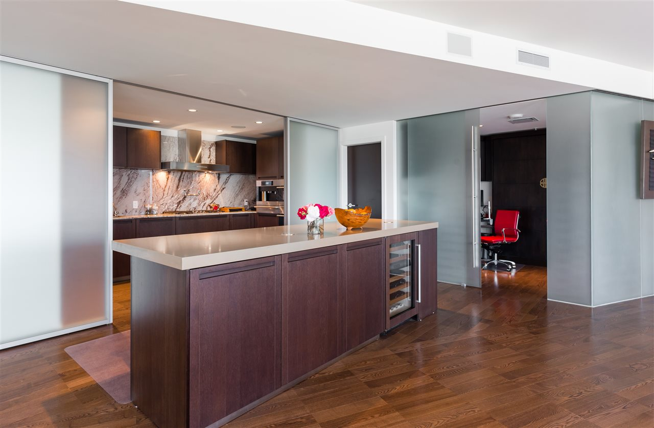 Condo Apartment at 3406 1011 W CORDOVA STREET, Unit 3406, Vancouver West, British Columbia. Image 7