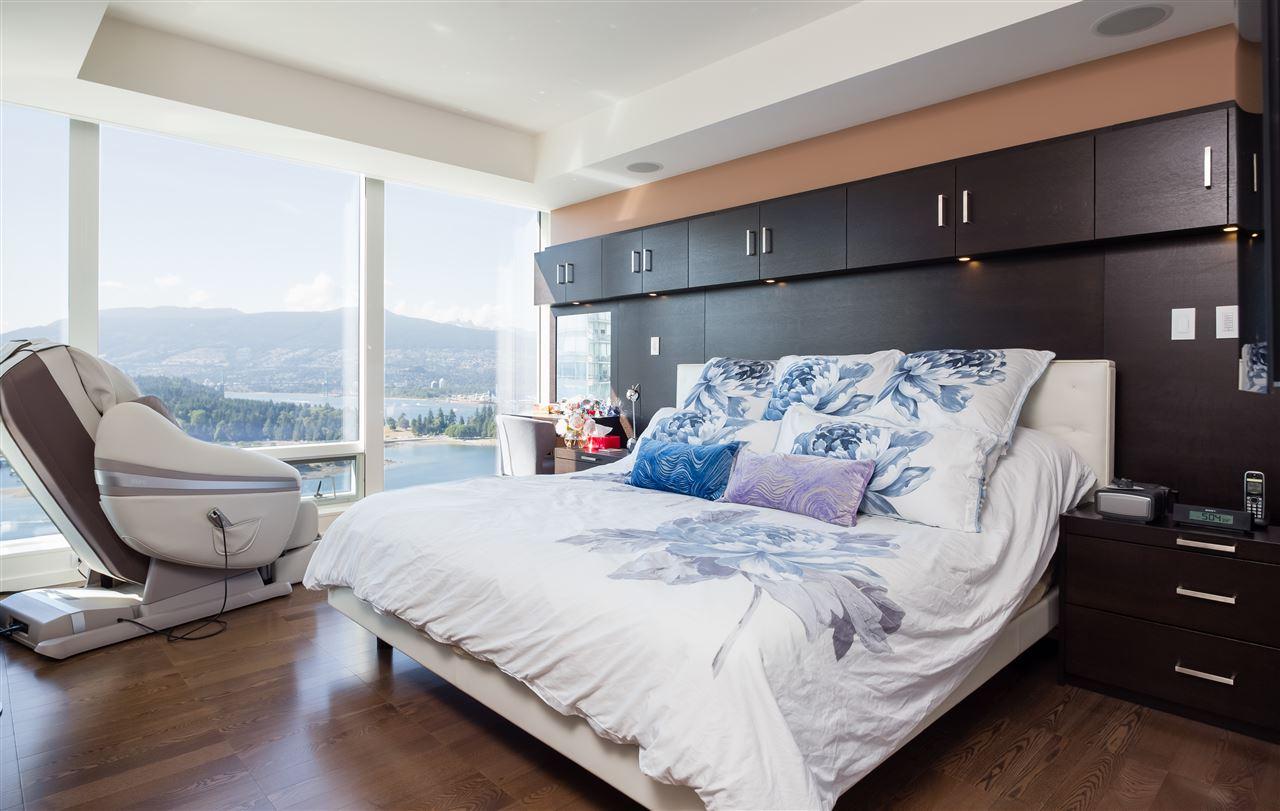 Condo Apartment at 3406 1011 W CORDOVA STREET, Unit 3406, Vancouver West, British Columbia. Image 12
