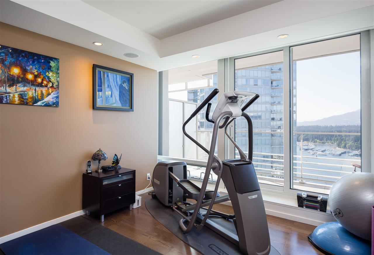 Condo Apartment at 3406 1011 W CORDOVA STREET, Unit 3406, Vancouver West, British Columbia. Image 14