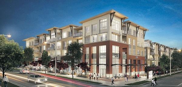 Condo Apartment at 303 19567 64 AVENUE, Unit 303, Cloverdale, British Columbia. Image 9
